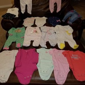 Other - Baby girl clothing